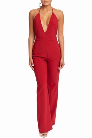 luxxel Halter Jumpsuit - Product Mini Image