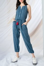 THML Clothing Halter Jumpsuit - Product Mini Image