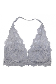 Undie Couture Halter Lace Bralette - Product Mini Image