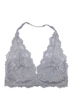 Coobie Halter Lace Bralette - Alternate List Image