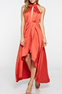 the clothing company Halter Long Dress - Product List Image