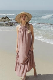 DeLacy Halter Maxi Dress - Product Mini Image