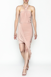 Mystic Halter Neck Dress - Product Mini Image