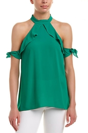 T Tahari Halter Neck Tank - Product Mini Image