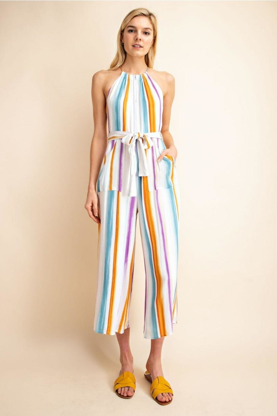 0f5e75557 Unknown Factory Halter Style Jumpsuit from Raleigh by Athleisure ...
