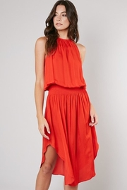 Unknown Factory Halter Style Maxi - Product Mini Image