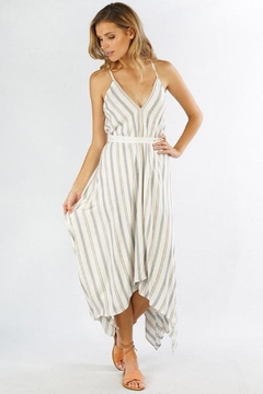 Unknown Factory Halter Style Maxi - Product List Image