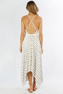 Unknown Factory Halter Style Maxi - Alternate List Image
