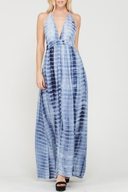 Wishlist Halter Tiedye Maxi - Product Mini Image