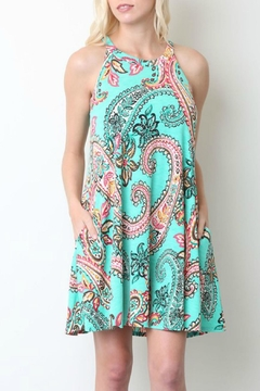 Style in the USA Halter Top Dress - Product List Image