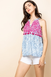 Thml HALTER TOP - Product Mini Image