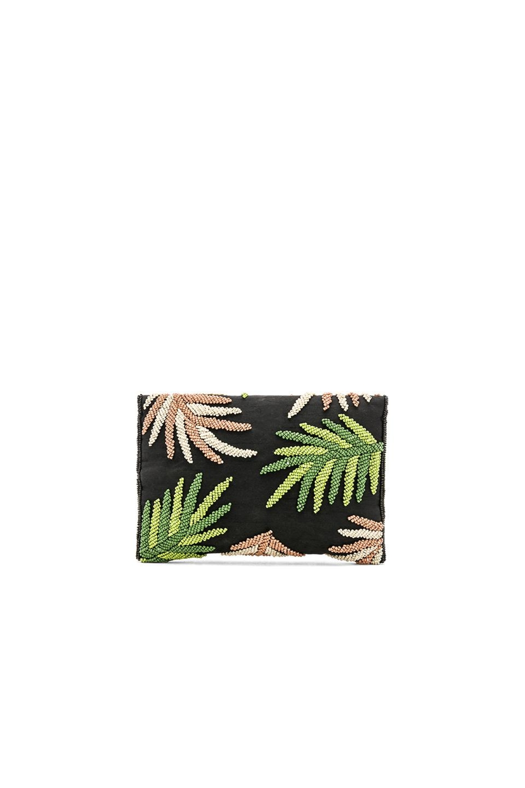 From St. Xavier  Hamilton Beaded Clutch - Front Full Image