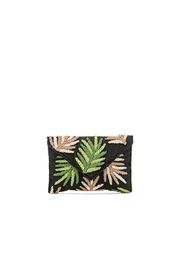 From St. Xavier  Hamilton Beaded Clutch - Front cropped