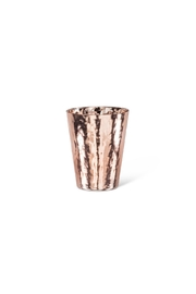 Abbott Collection Hammer Copper Tumbler - Product Mini Image