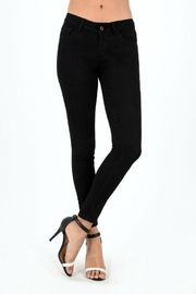 Hammer Jeans Black Skinny Jeans - Product Mini Image
