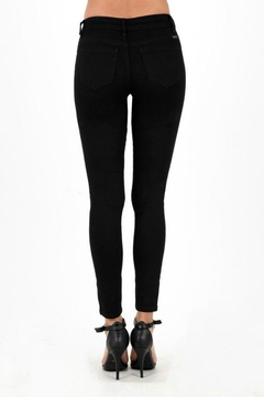 Hammer Jeans Black Skinny Jeans - Alternate List Image