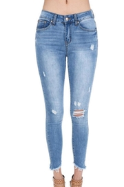 Hammer Jeans Skinny Denim Jeans - Front cropped