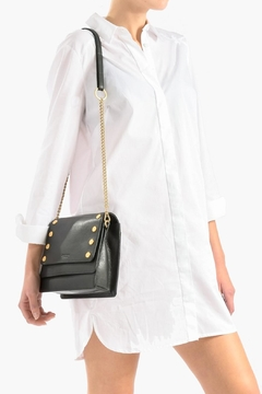 Hammitt Los Angeles Jeffery Leather Crossbody - Alternate List Image