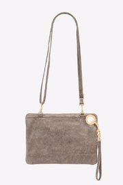 Hammitt Los Angeles Nash Clutch - Front full body