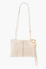 Hammitt Los Angeles Nash Leather Clutch - Front full body