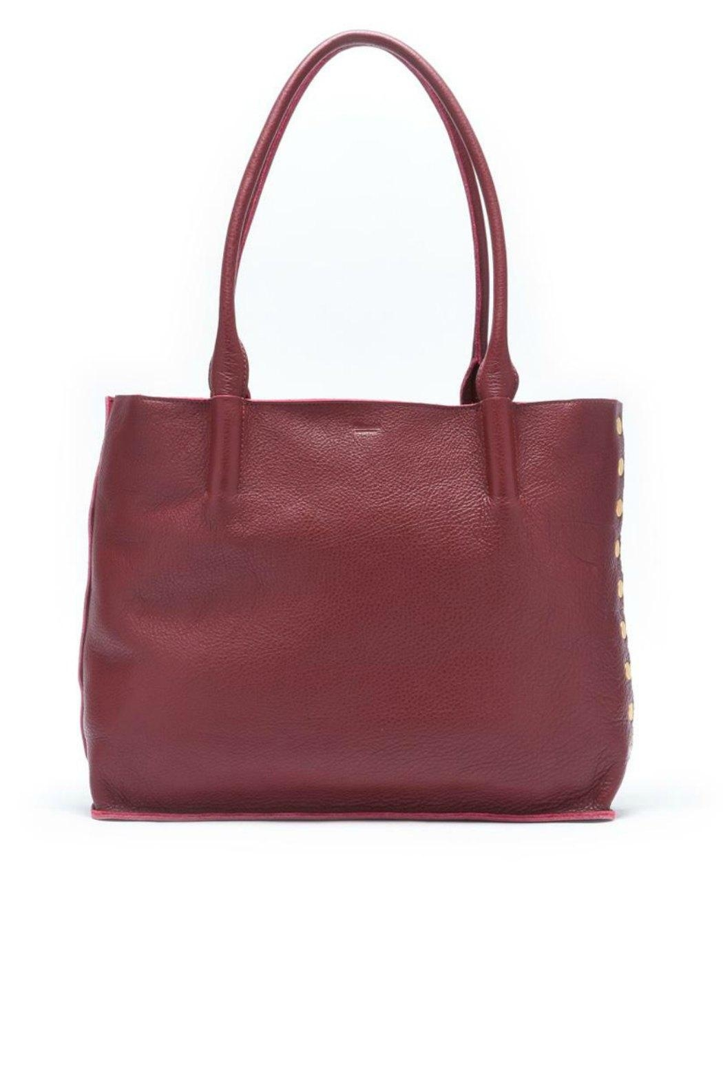 Hammitt Los Angeles Oliver Zip Tote - Front Cropped Image