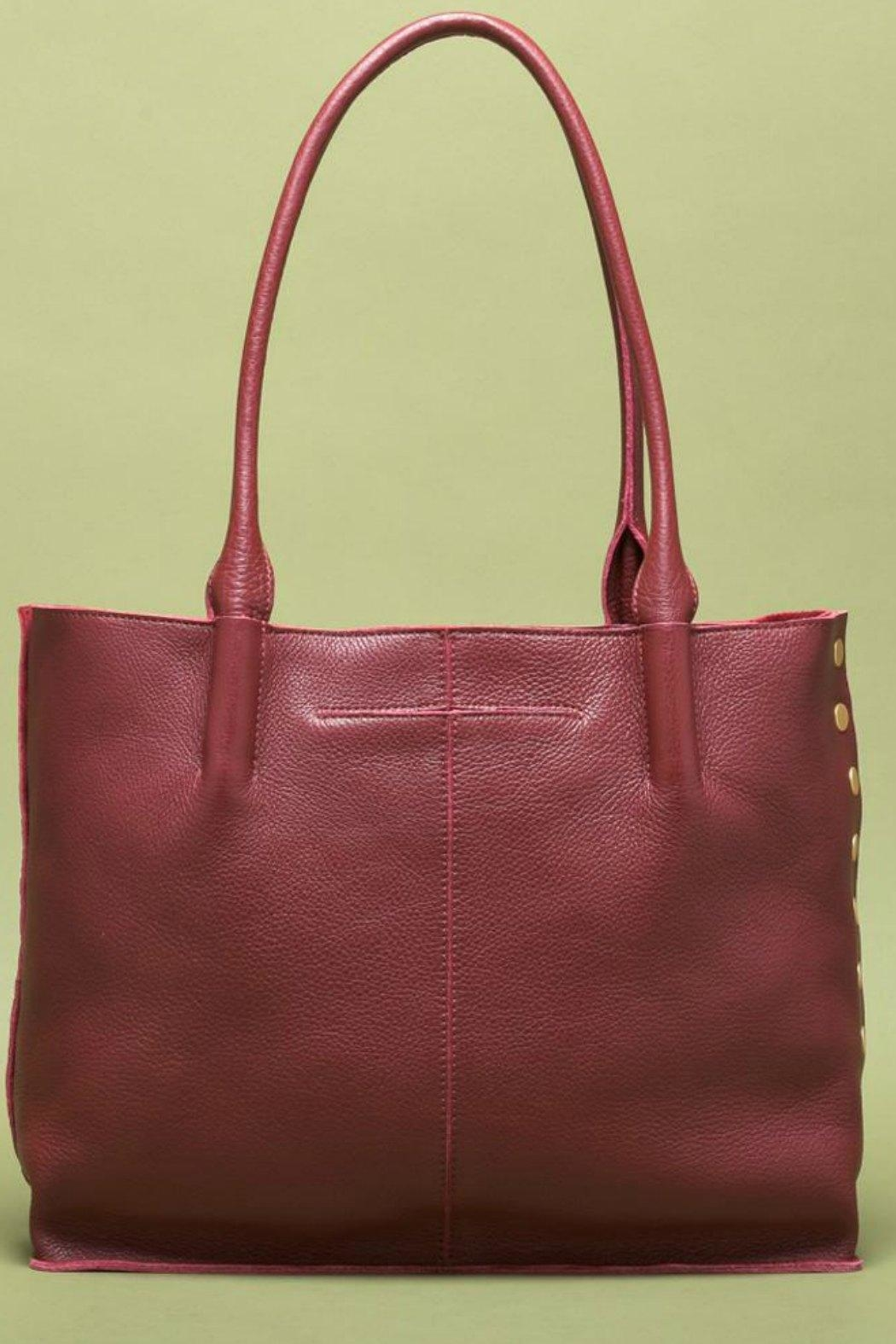 Hammitt Los Angeles Oliver Zip Tote - Side Cropped Image