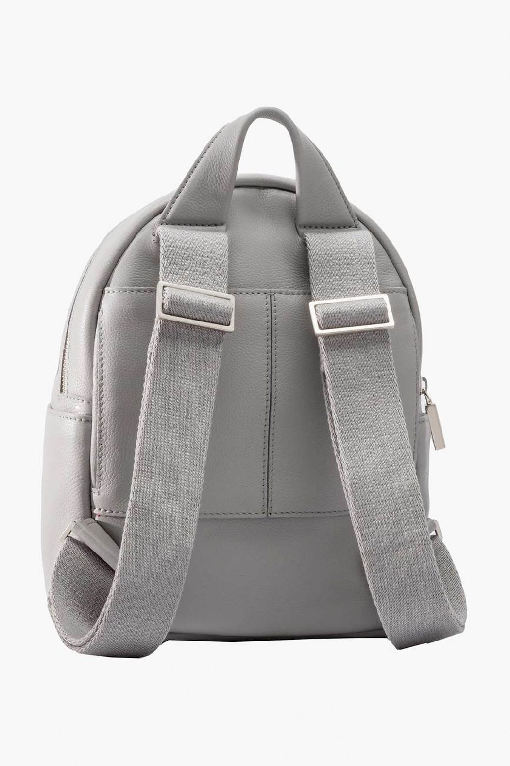 Hammitt Los Angeles Shane Leather Backpack - Front Full Image