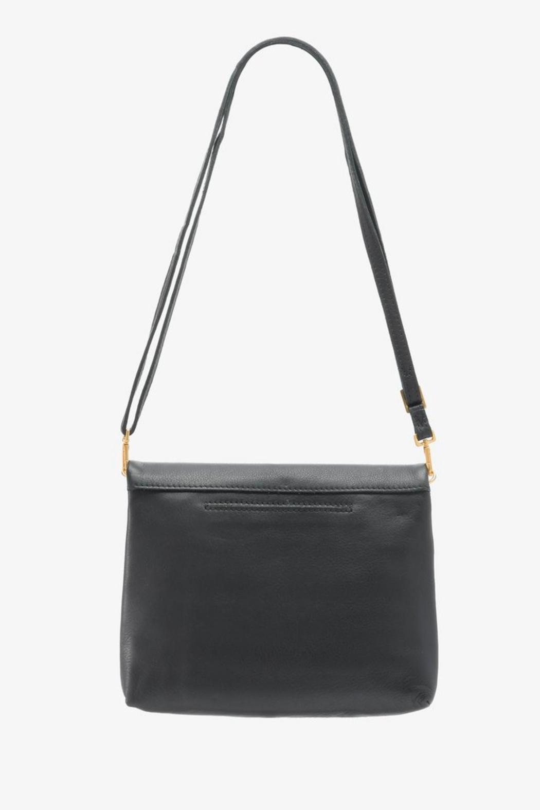 Hammitt Los Angeles Vip Leather Clutch - Front Full Image