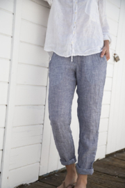 CP Shades Hampton Pant Chambray - Front cropped