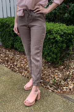 Shoptiques Product: Hampton Pant Stone