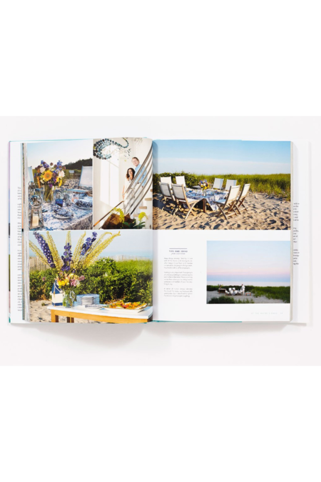The Birds Nest HAMPTONS ENTERTAINING BOOK BY ANNIE FALK - Side Cropped Image