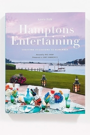 The Birds Nest HAMPTONS ENTERTAINING BOOK BY ANNIE FALK - Product Mini Image