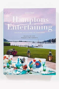 The Birds Nest HAMPTONS ENTERTAINING BOOK BY ANNIE FALK - Product List Image