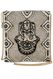 Mary Frances Hamsa Handbag - Product Mini Image
