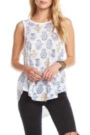 Chaser Hamsa Toss - Front cropped