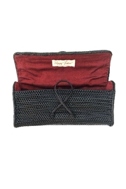 Hancock Baskets Peggy Fisher Clutch - Front full body