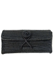 Hancock Baskets Peggy Fisher Clutch - Front cropped