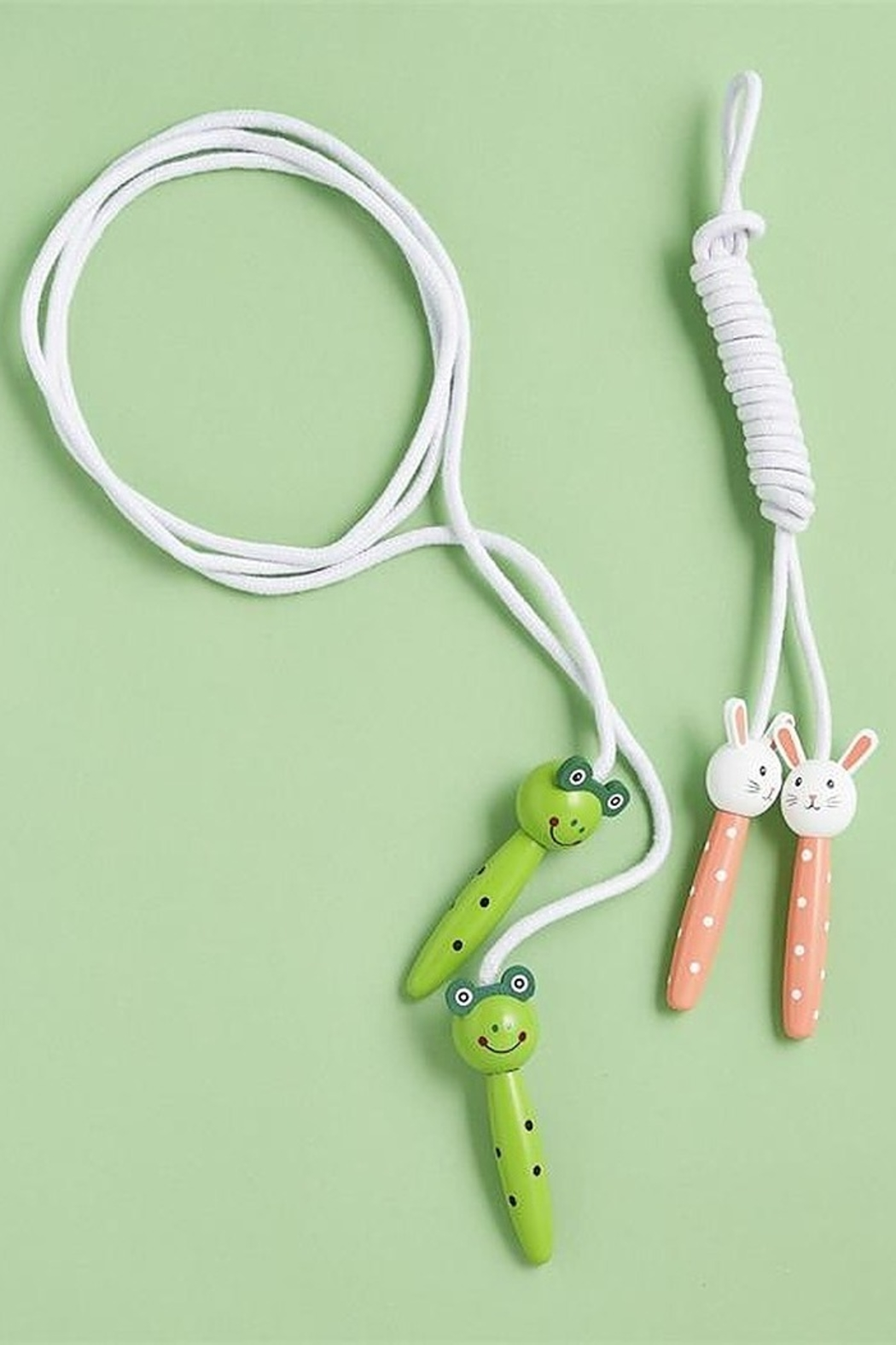 The Birds Nest HAND CRAFTED JUMP ROPE - Front Cropped Image