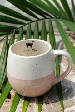Karma Living Hand Dipped Speckled Mugs - Product List Image