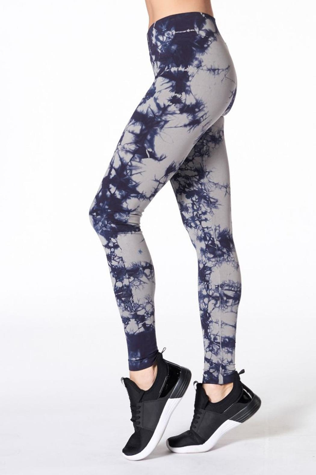 NUX Hand Dyed Leggings - Front Full Image