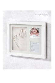 Giftcraft Inc.  Hand& Foot Birth Record - Product Mini Image