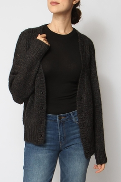Acoté Hand-Knit Cardigan - Product List Image