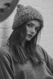 SOH Hand Knit Hat - Product Mini Image