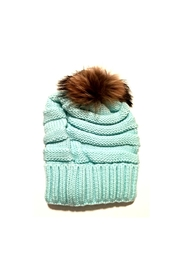 Love's Hangover Creations Hand Knitted Beanie - Product Mini Image