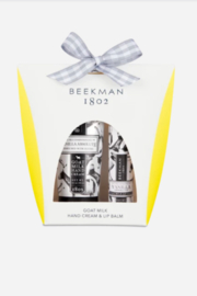 Beekman 1802 Hand & Lip Hydration Kit - Front cropped