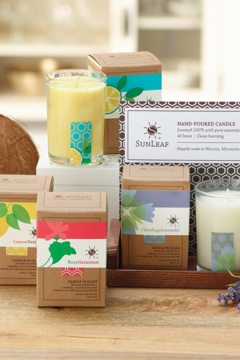 Shoptiques Product: Hand Made Candle