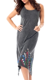 Angel Apparel Hand-Painted Maxi Dress - Product Mini Image