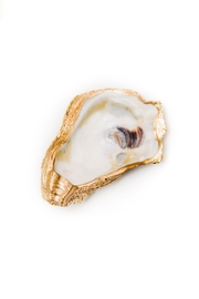 Whitley V Hand Painted Oyster Shell - Product Mini Image