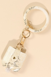 Moral Compass Inc Hand Sanitizer Key Chain - Product Mini Image