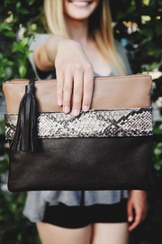 Klutch Hand Strap Clutch - Product Mini Image